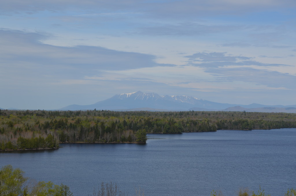 Mt. Katahdin
